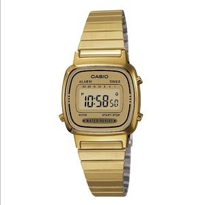🎀 Casio for women, stainless steel 🎀 NEW